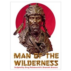 MAN OF THE WILDERNESS Poster