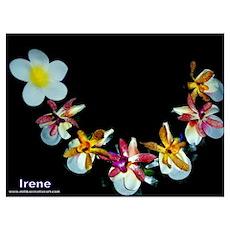 """""""Irene"""" Poster"""