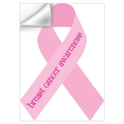 Awareness Ribbon Wall Decal