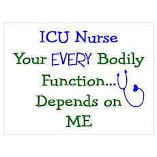ICU Poster