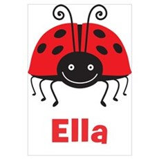 Ella Ladybug Poster