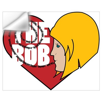 The Bob Wall Decal
