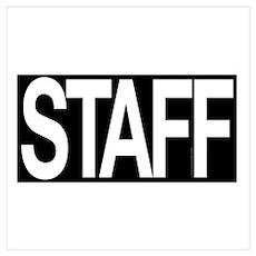 Staff Poster