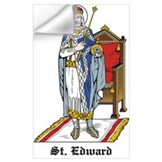 St. Edward Wall Decal