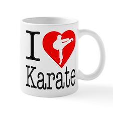I Love Karate Mug