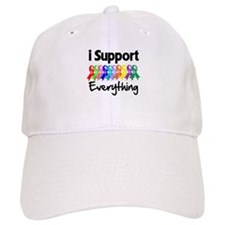 I Support All Causes Baseball Cap