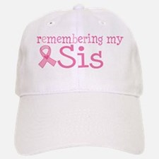 Breast Cancer Sis Baseball Baseball Cap
