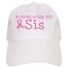 Breast Cancer Sis Baseball Cap