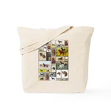 Cute Cigarette Tote Bag