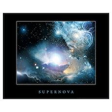 "Supernova <br>(18"" x 14.5"") Poster"