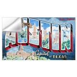 Austin texas Wall Decals