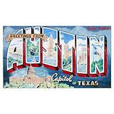 Austin texas Wall Art
