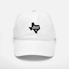 Texas Forever (Black - Cutout Ltrs) Baseball Baseball Cap