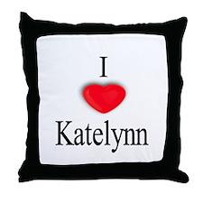 Katelynn Throw Pillow