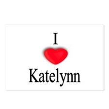 Katelynn Postcards (Package of 8)