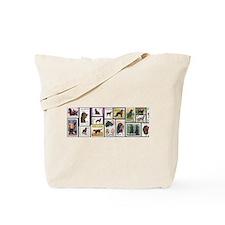 Cute Gordon setters Tote Bag