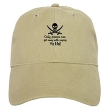 Pirate - Yo Ho Baseball Cap