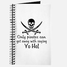 Pirate - Yo Ho Journal