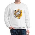 Flaming Gryphon Sweatshirt