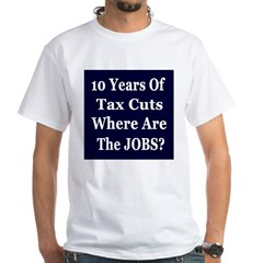 Where Are The Jobs?? Shirt