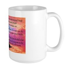Wings of Prayer (Eagle) Mug