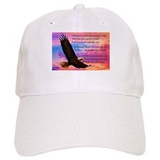 Wings of Prayer (Eagle) Baseball Cap