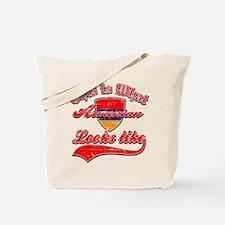 loolks like Armenian Tote Bag