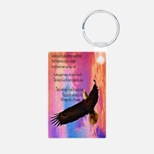 Wings of Prayer Keychains