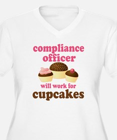 Funny Compliance Officer T-Shirt