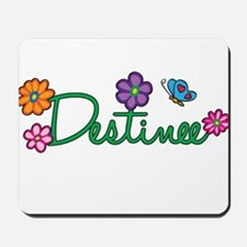 Destinee Flowers Mousepad