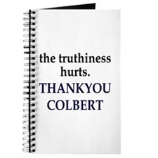 Thankyou Colbert Journal