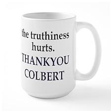 Thankyou Colbert Mug