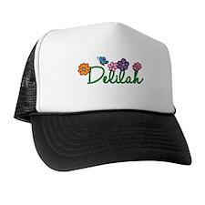 Delilah Flowers Trucker Hat
