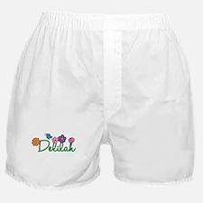 Delilah Flowers Boxer Shorts