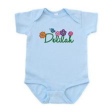 Delilah Flowers Infant Bodysuit