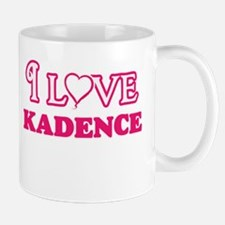 I Love Kadence Mugs
