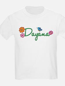 Dayana Flowers T-Shirt
