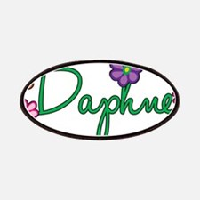 Daphne Flowers Patches