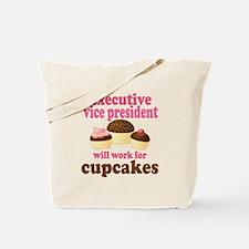 Funny Executive Vice President Tote Bag