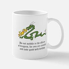 Dragon Affairs Mug