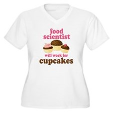 Funny Food Scientist T-Shirt