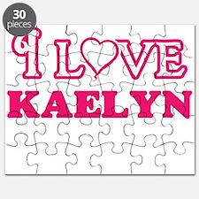 I Love Kaelyn Puzzle