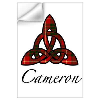 Clan Cameron Celtic Knot Wall Decal