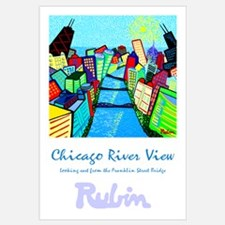 <br>Chicago River View