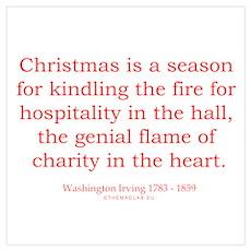 Washington Irving 1 Poster