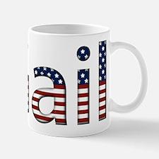 Gail Stars and Stripes Mug