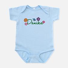 Danika Flowers Infant Bodysuit