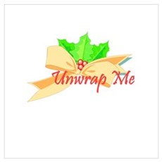 Unwrap Me Canvas Art