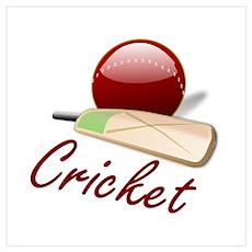 Cricket! Poster