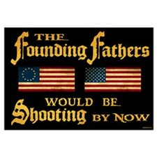 Founding Fathers Shooting